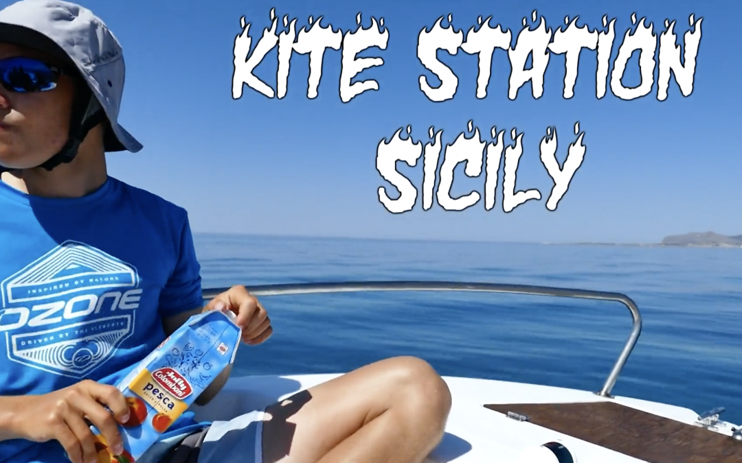 Kite Station – Pro Camp Sicily