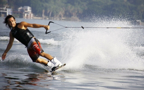 Wakeboard Kitestation